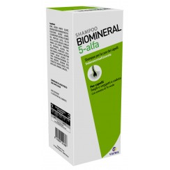 BIOMINERAL 5 ALFA SHAMPOO 200 ML