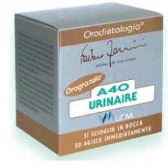 A40 URINAIRE OROGRANULI 16 G