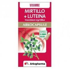 ARKO CAPSULE MIRTILLO+LUTEINA 45 CAPSULE