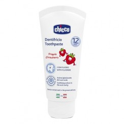 CHICCO DENTIFRICIO FRAGOLA 50 ML 12M+ CON FLUORO