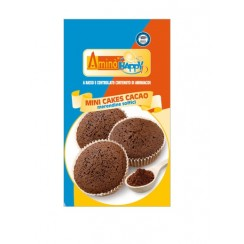 AMINO' HAPPY D MINI CAKES CACAO 160 G