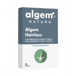 ALGEM HAIRLOSS 30 COMPRESSE