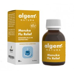 ALGEM MANUKA FLU RELIEF 50 ML