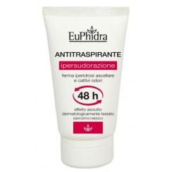 DEODORANTE IN CREMA IN TUBO CON ASTUCCIO EUPHIDRA DEO ANTITRASPIRANTE 40 ML