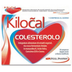 KILOCAL COLESTEROLO 30 COMPRESSE