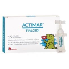 ACTIMAR FIALOIDI 15 FIALOIDI DA 5 ML