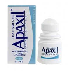 APAXIL SUDOR CONTROL ASCELLE NOTTE 25 ML