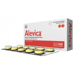 ALEVICA 40 COMPRESSE MASTICABILI