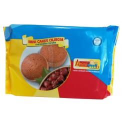 AMINO' HAPPY D MINI CAKES CILIEGIA 160 G