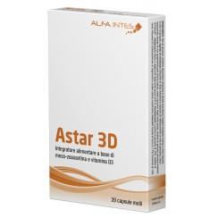 ASTAR 3D 20 CAPSULE MOLLI