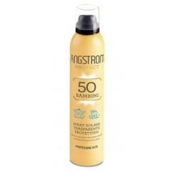 ANGSTROM PROTECT 50 BAMBINI SPRAY SOLARE TRASPARENTE 250 ML