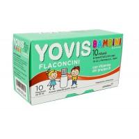 YOVIS BAMBINI FRAGOLA 10 FLACONCINI X 10 ML