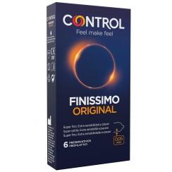 CONTROL FINISSIMO ORIGINAL 6 PEZZI