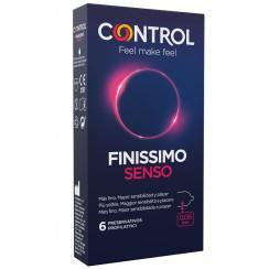 CONTROL FINISSIMO SENSO 6 PEZZI