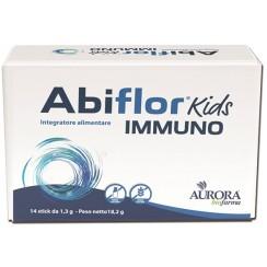 ABIFLOR KIDS IMMUNO 14 STICK OROSOLUBILI