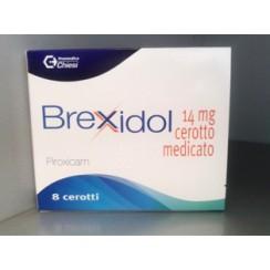 BREXIDOL*8 cerotti medicati 14 mg