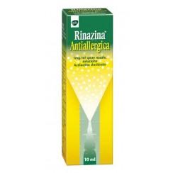RINAZINA ANTIALLERGICA*spray nasale 10 ml 1 mg/ml