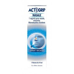 ACTIFED DECONGESTIONANTE*spray nasale 10 ml 1 mg/ml