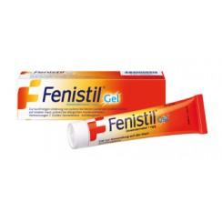 FENISTIL*gel 30 g 0,1%