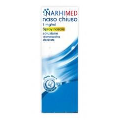 NARHIMED NASO CHIUSO*AD spray nasale 10 ml 1 mg/ml