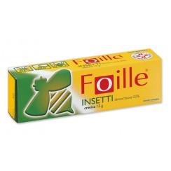 FOILLE INSETTI*crema derm 15 g 0,5%