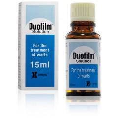 DUOFILM*collodio 1 flacone 15 ml 16,7% + 15%