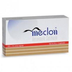 MECLON*crema vaginale 30 g 20% + 4% + 6 applicatori