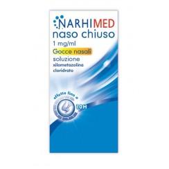 NARHIMED NASO CHIUSO*AD gtt rinol 10 ml 1 mg/ml