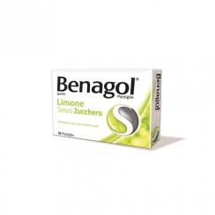 BENAGOL*16 pastiglie limone senza zucchero