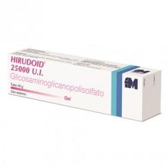 HIRUDOID*gel derm 40 g 0,3% 25.000 UI