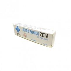 ACIDO BORICO (ZETA FARMACEUTICI)*ung derm 30 g 3%