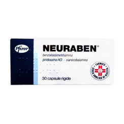 NEURABEN*30 cps 100 mg