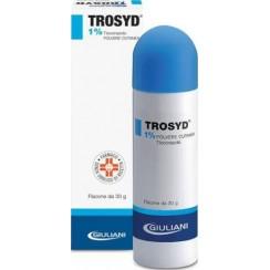 TROSYD*polv cutanea 30 g 1%