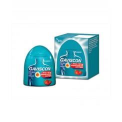 GAVISCON*16 cpr mast 250 mg + 133,5 mg fragola