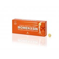 MOMENXSIN*12 cpr riv 200 mg + 30 mg