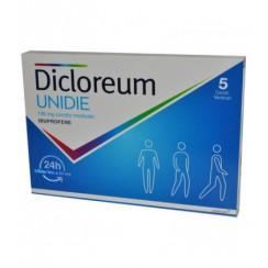 DICLOREUM UNIDIE*5 cerotti medicati 136 mg