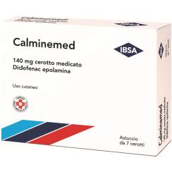 FLECTORMED*7 cerotti medicati 140 mg